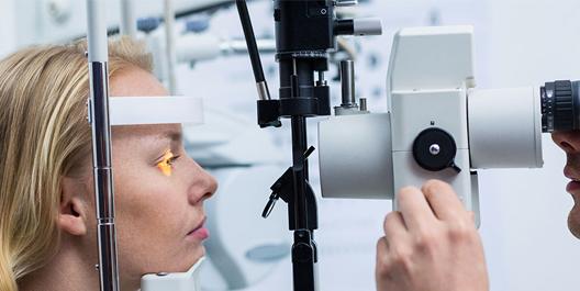 Studio del fondo oculare
