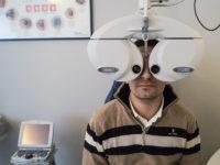 Misurazione vista Studio dottor Stefano Dolce Palermo