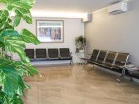 Sala d'attesa Studio dottor Stefano Dolce Palermo